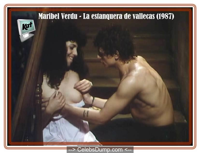 nackt Verdú Maribel Maribel nude