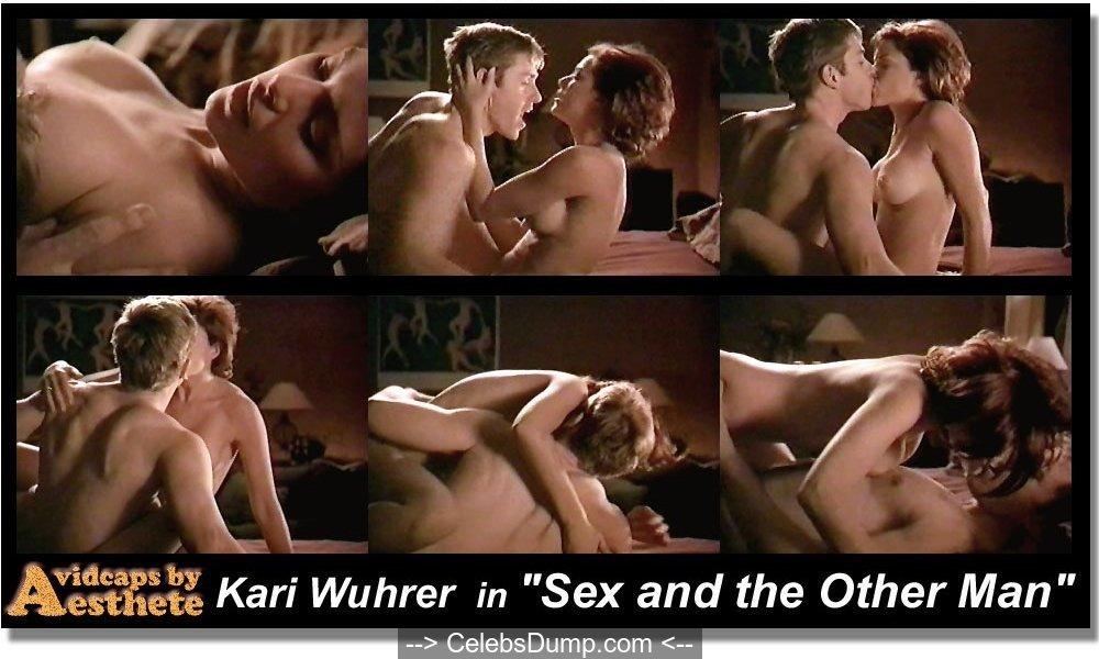 Kari Wuhrer Pics And Porn Images