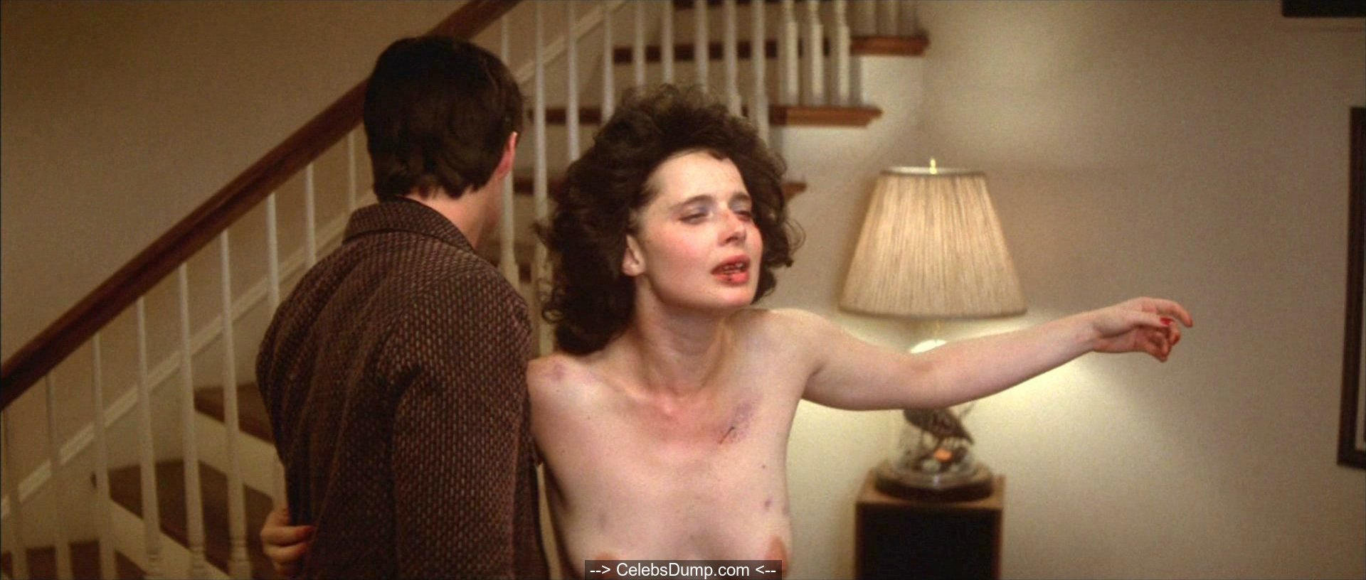 Isabella Rossellini Performs Green Porno In Pittsburgh