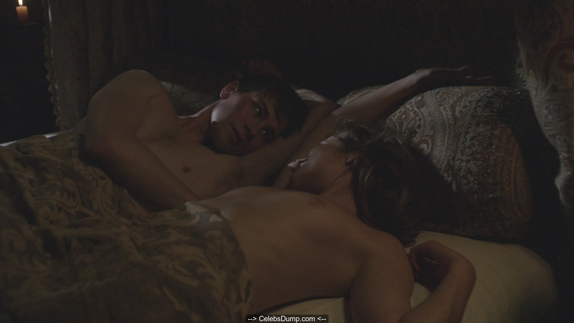 Natalie Dormer Nude Topless Sex