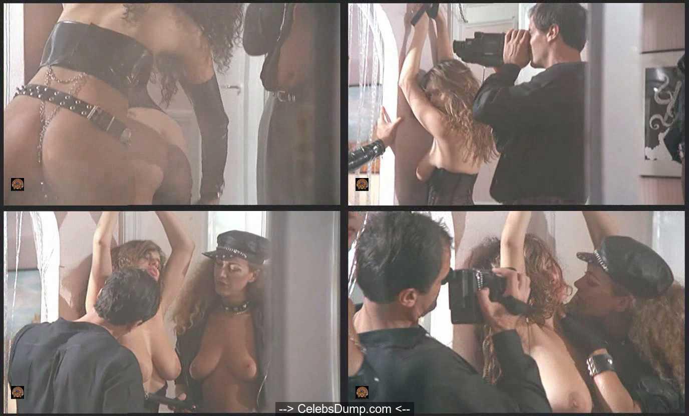 Deborah caprioglio porn pics