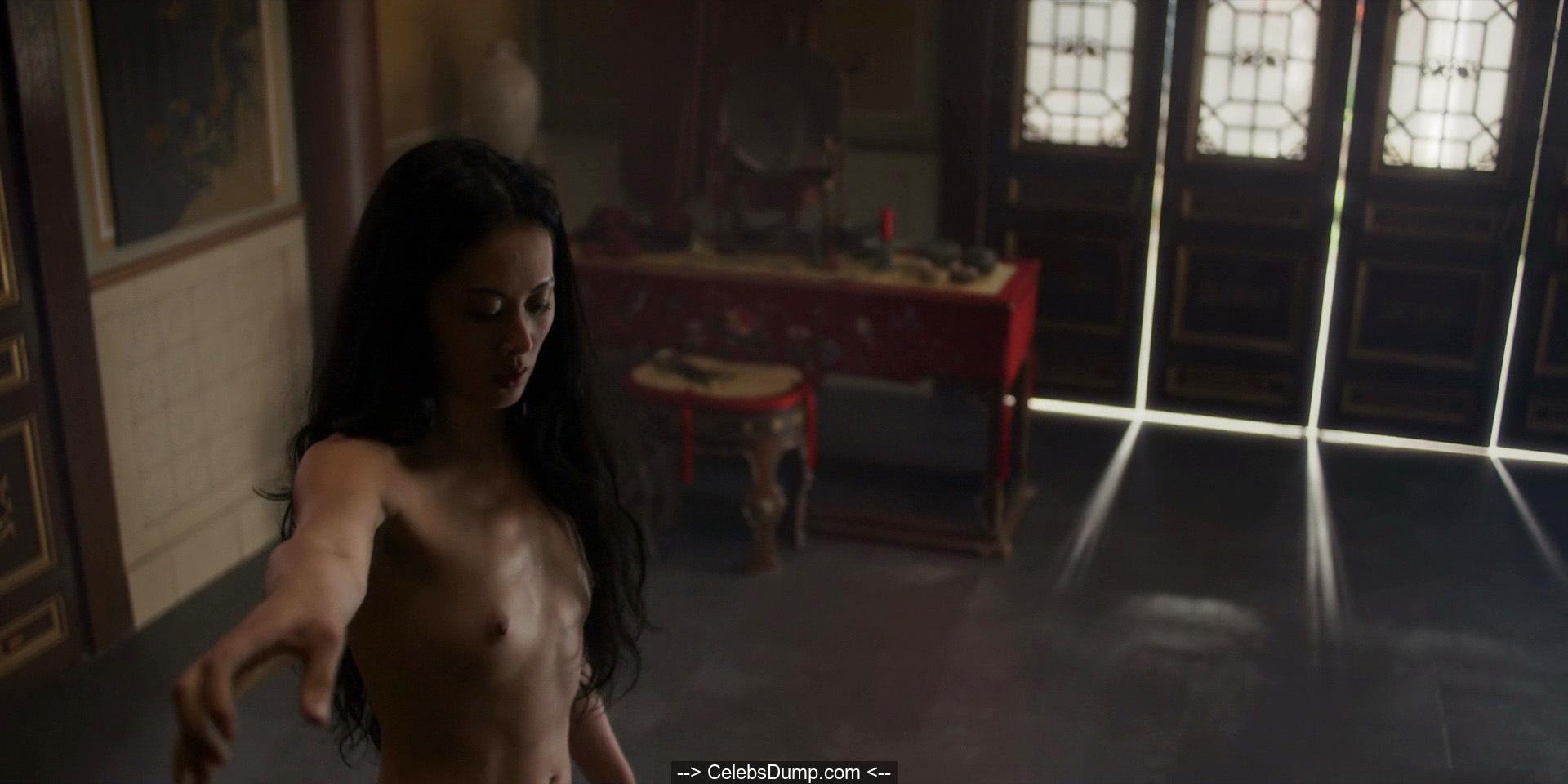 Olivia Cheng Nude
