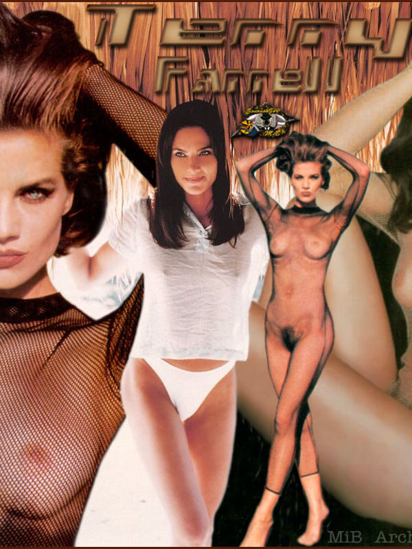 Terry moore nude