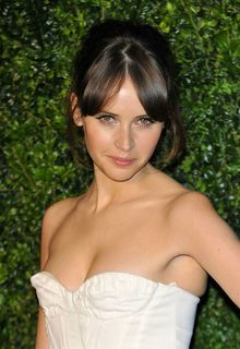 Felicity Jones at 58th London Evening Standard Theatre Awards in association with Burberry - November 25, 2012