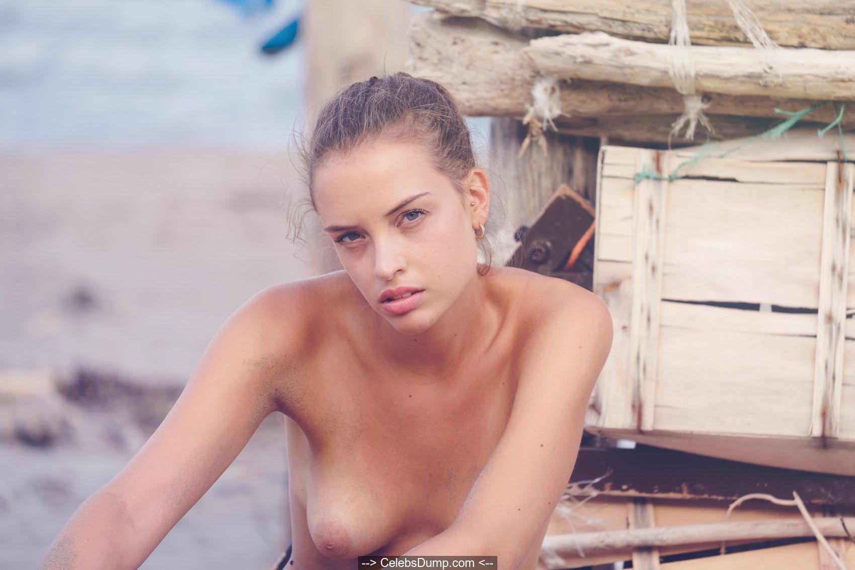 Gloria Fregonese  nackt