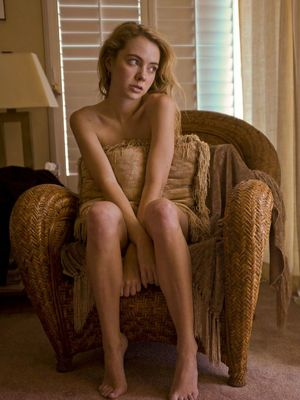 Haley Nicole Permenter  nackt