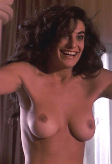 Hilary Shepard fully nude in Private Resort (1985)