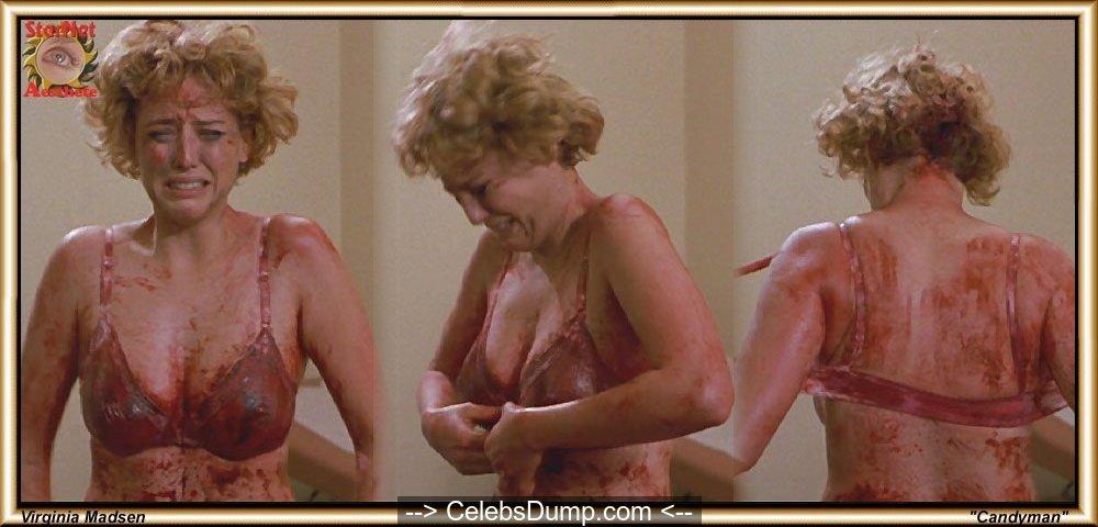 Virginia madsen naked