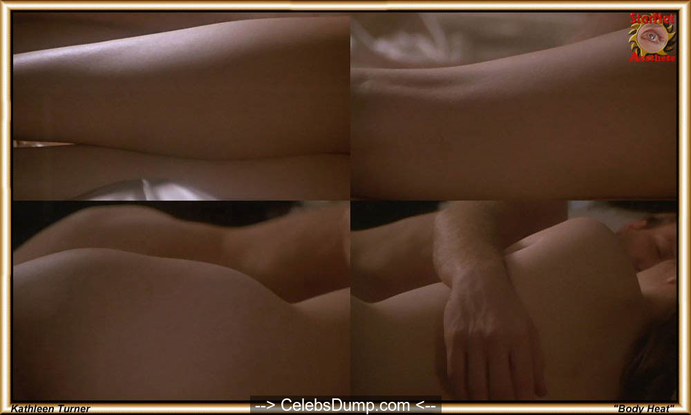 Kathleen turner body heat nude scene