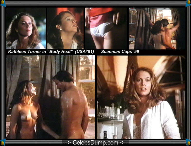 Kathleen turner naked pictures and sex images