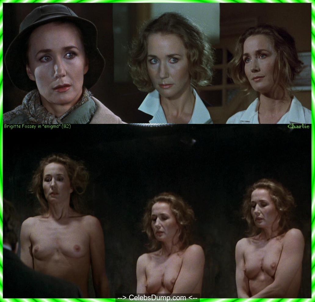 Brigitte fossey nude, sylvie matton nude calmos