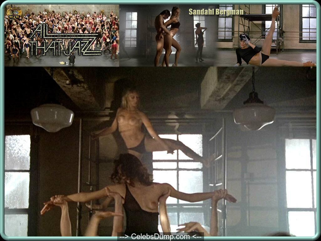 Naked sandahl bergman in all that jazz ancensored