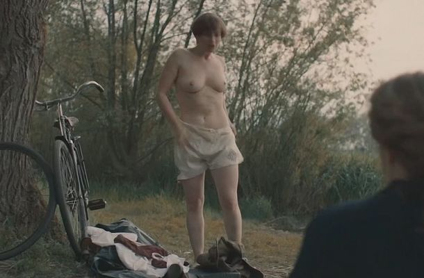 Nackt alicia von rittberger Jungfrau mann