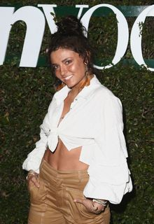 Jade Chynoweth at Teen Vogue's 2019 Young Hollywood Party in LA - February 15, 2019