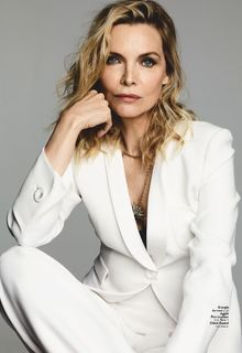 Michelle Pfeiffer - InStyle Magazine US, March 2019