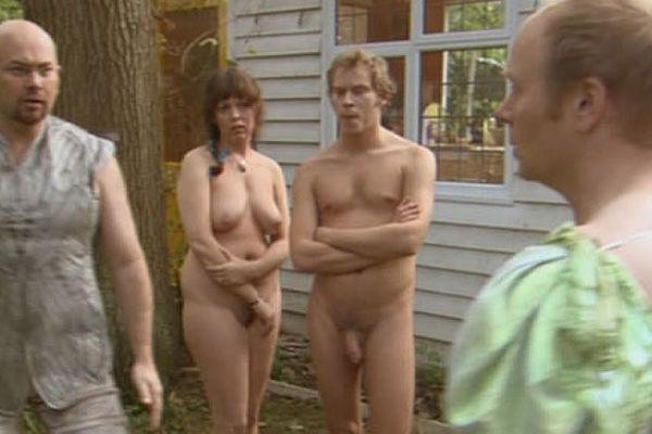 Peep Show Star Olivia Colman Totally Nude