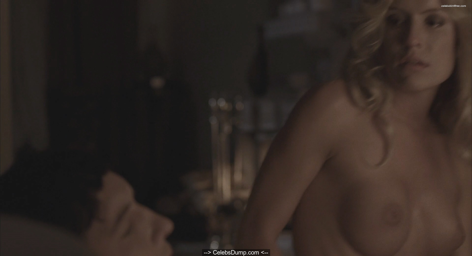Kinsey packard naked in infestation