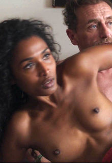 Black Sara Martins nude tits in Voyez comme on danse (2018)