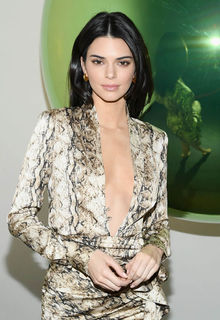 Kendall Jenner at The Times Square EDITION hotel opening party in New York City - March 12, 2019