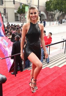 Julianne Hough legs and pokies at NBC's America's Got Talent season 14 Kick-Off in Pasadena - March 11, 2019