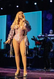 Mariah Carey performs at Caution World Tour in Milwaukee - March 15, 2019