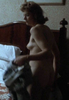 Vanessa Redgrave nude scenes from Yanks (1979)