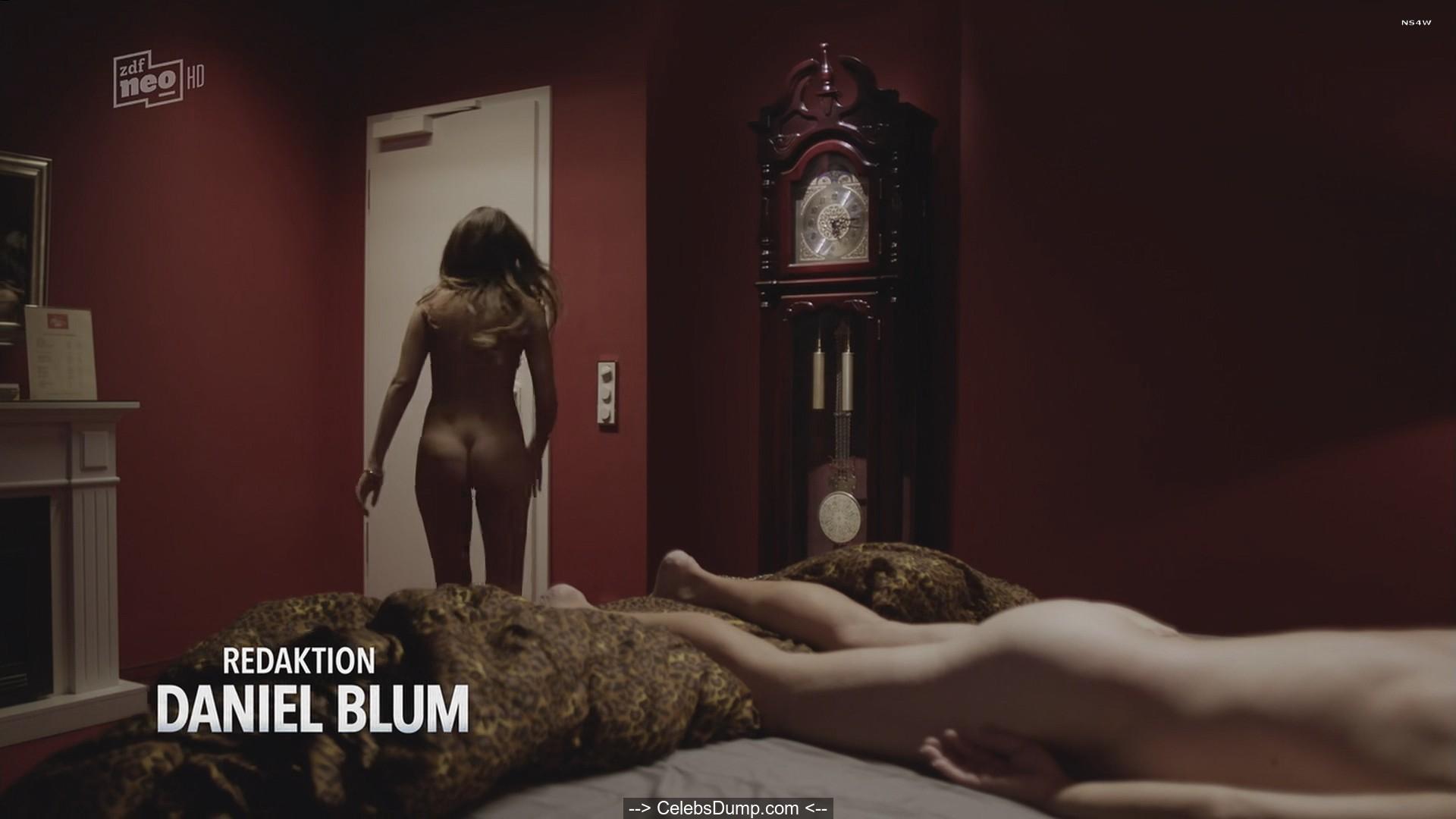 Elise crombez nude pics and pics