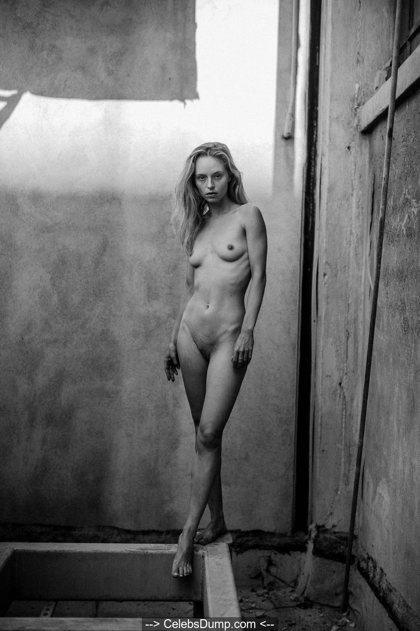 Nude marie lang Marilyn Lange