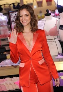 Barabara Palvin introduces the newest collection for Victoria's Secret in NYC - April 16, 2019