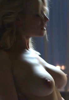 Aleksandra Rebenok nude boobs in Mertvoe ozero s01e06 (2019)
