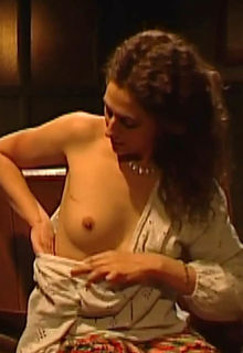Anna Terio topless in Nature: Consuelo (2005)