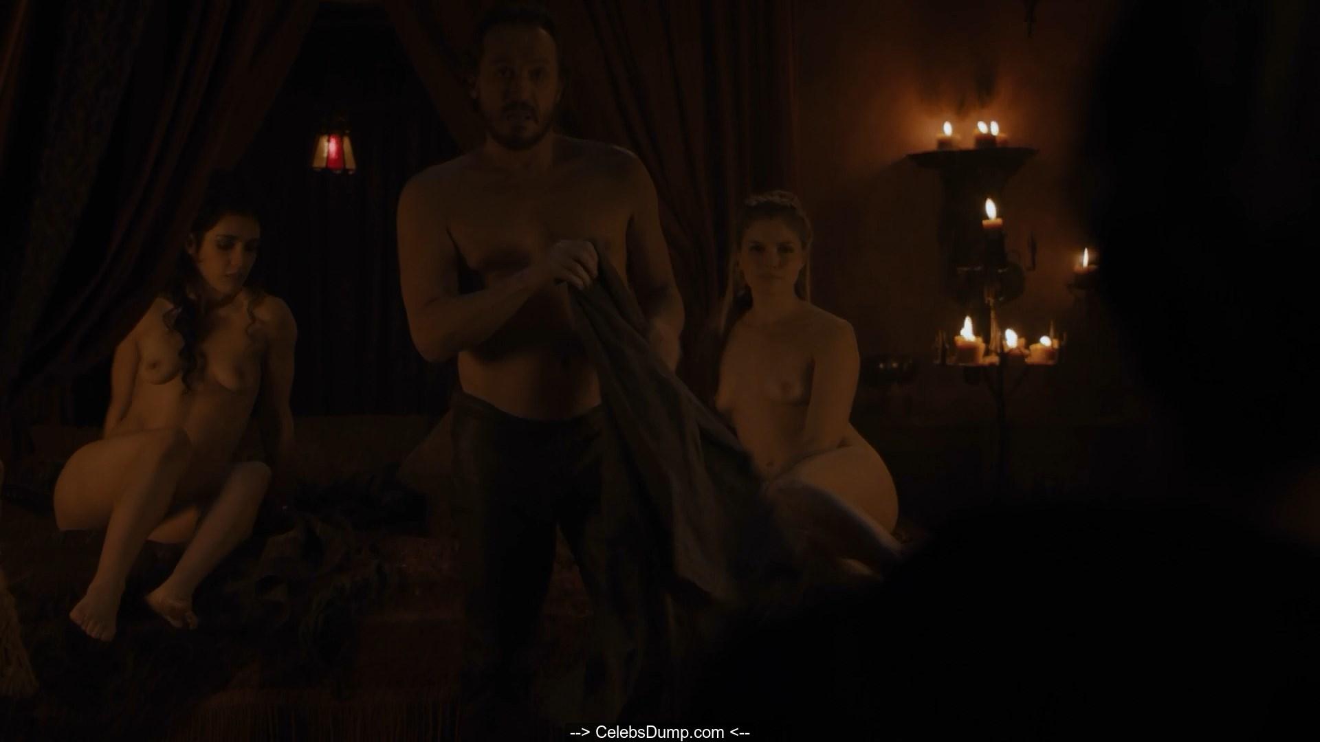 Josephine gillan naked
