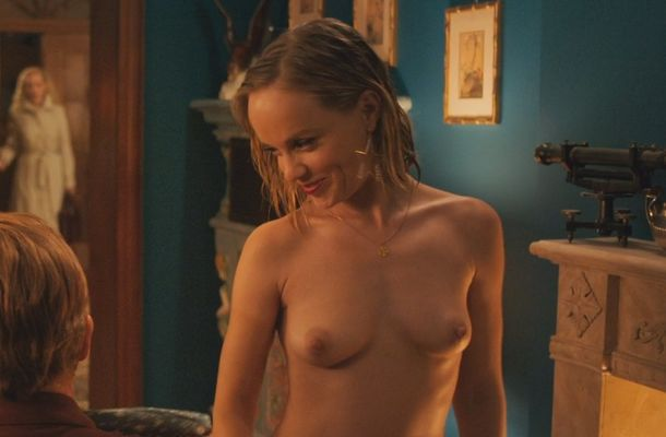 Nackt frederike kempter Friederike Kempter: