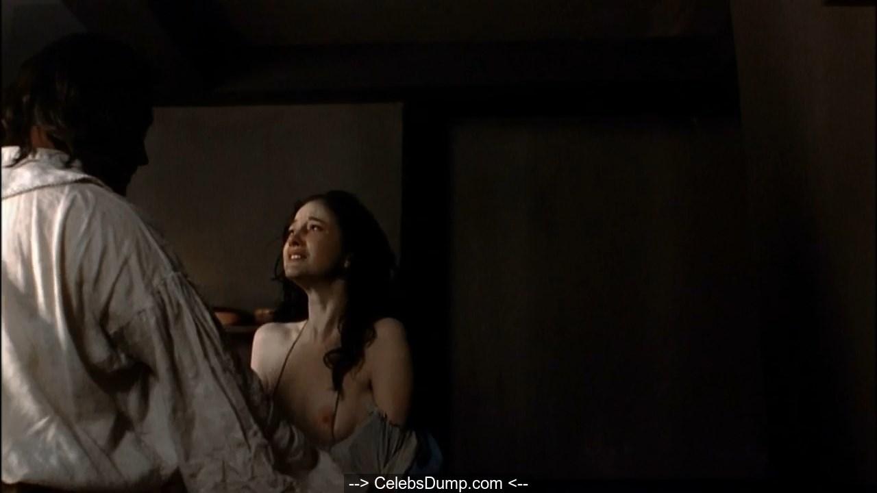 Andrea Riseborough Nude andrea riseborough nude in the devil's whore s01e01-02 (2008