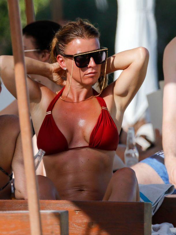 Coleen Rooney  nackt