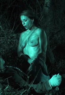 Samhain topless in Demon Hole (2017)