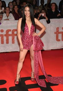 Constance Wu sexy at Hustlers premiere at 44th Toronto International Film Festival in Toronto - September 07, 2019