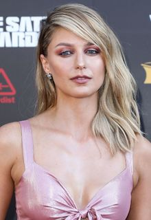 Melissa Benoist at 45th Annual Saturn Awards at Avalon Theatre in Los Angeles - September 13, 2019