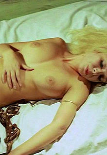 German actress Ingrid Steeger nude at Ich - Ein Groupie (1970)