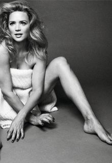 Virginie Efira sexy for Vogue magazine, Paris - January 2020