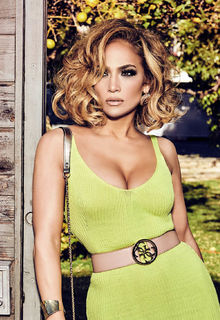 Jennifer Lopez sexy for Guess Girl Spring Campaign 2020
