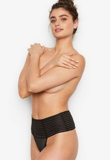 Taylor Marie Hill sexy and topless for Victoria's Secret - January 2020