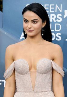 Camila Mendes sexy at 26th Annual SAG Awards at the Shrine Auditorium in Los Angeles - January 19, 2020