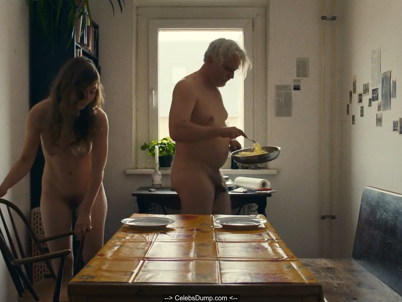 Fully Naked Sexy Girls Bathing