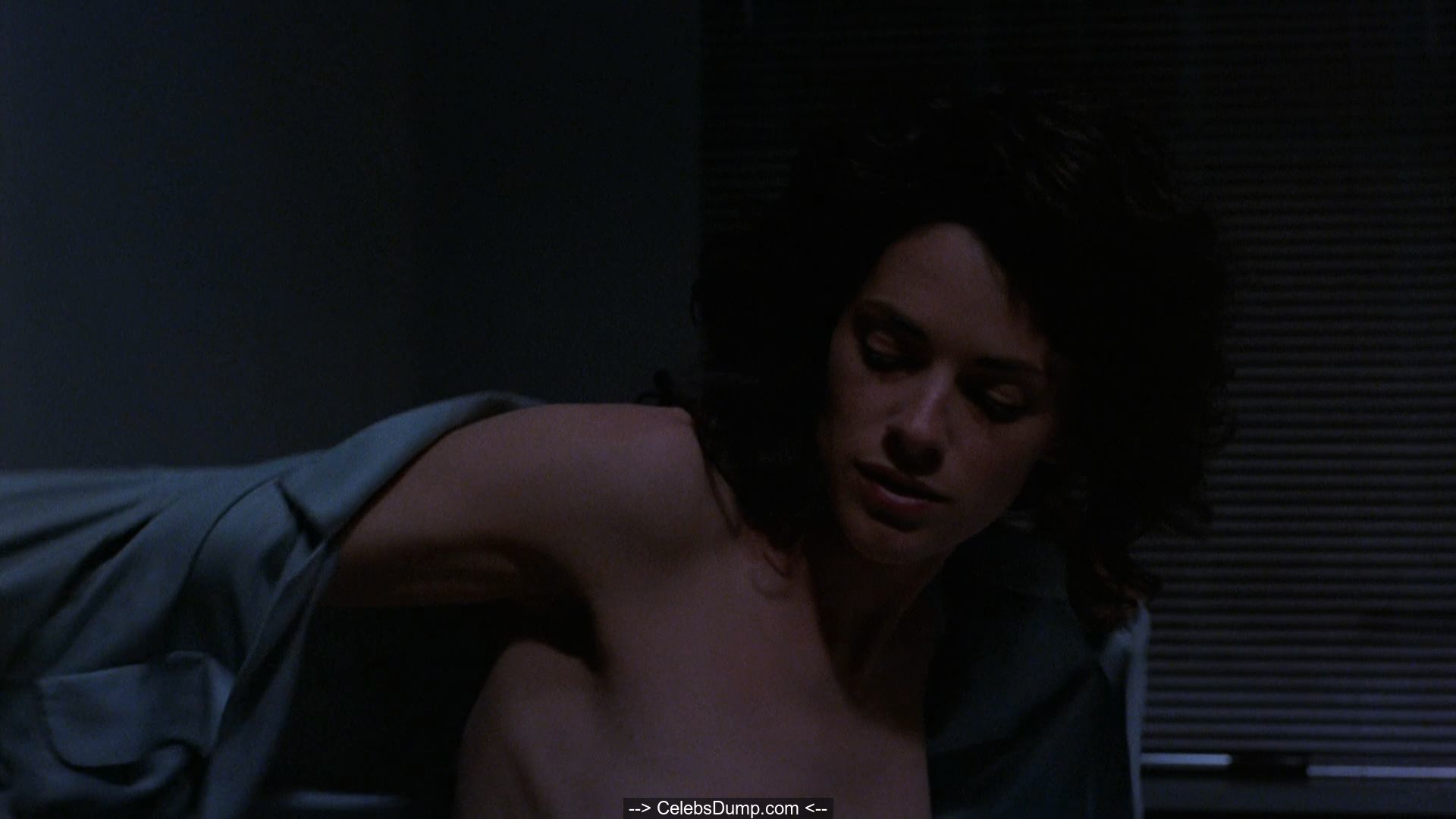 Naked patricia charbonneau in call me ancensored