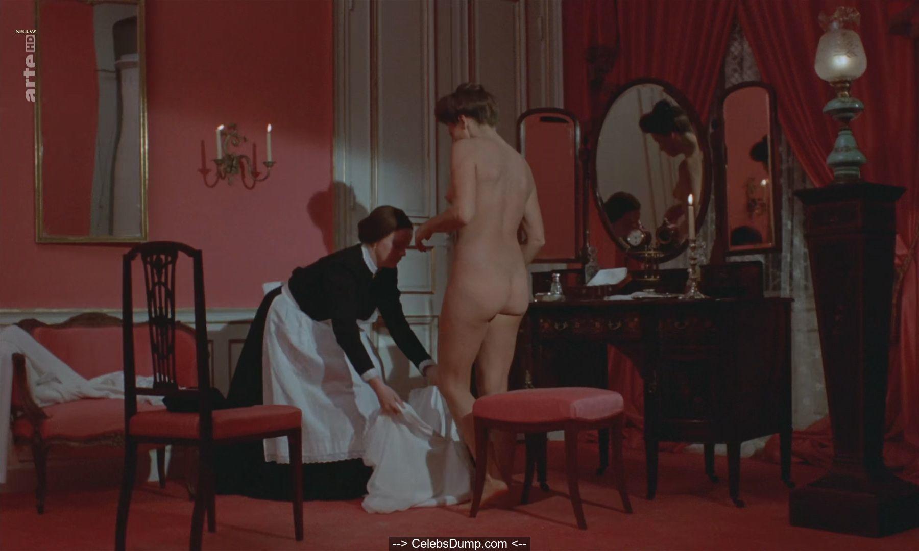 Ingrid Thulin  nackt