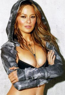 Moon Bloodgood sexy for Maxim Magazine - June 2009