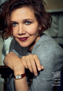 Maggie Gyllenhaal sexy for The Rake Magazine - Issue 68 February 2020