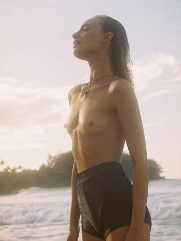 Nude maya stepper Maya Stepper
