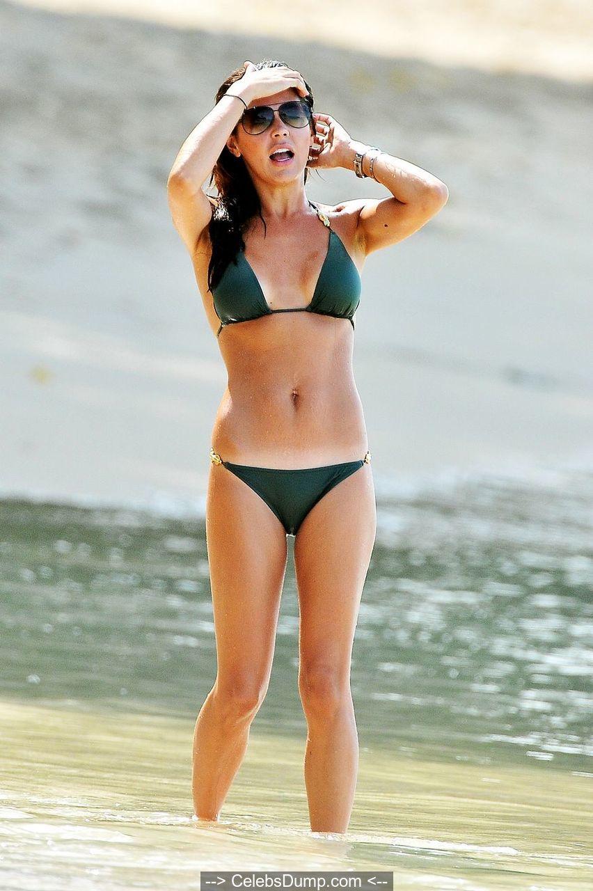 Danielle Lineker  nackt